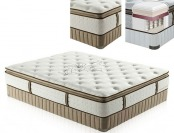 85% off Stearn's & Foster Mattress & Box Spring Sets, Multiple Sizes