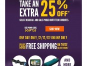 Extra 25% off Select Regular & Sale Items at Cabela's