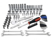 $19 off Husky H107MTS 107-Piece Mechanic's Tool Set