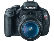 $570 off Canon EOS Rebel T3i 18MP SLR Camera w/ Lens Kit