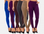 $45 off 6-Pack Cozy Fleece Lined Leggings