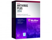 Free McAfee AntiVirus Plus 2014 - 3 PCs
