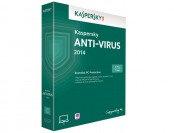 Free Kaspersky Anti-Virus 2014 (3-User)