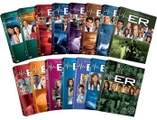 79% off ER: The Complete Seasons 1-15 (DVD)