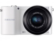 $250 off Samsung NX1100 20.3MP Smart Camera with 20-50mm Lens