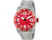 $595 off Red Line Men's Ignition Automatic Red Dial Watch