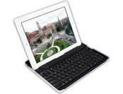 91% off Cirago Aluminum Bluetooth Keyboard Case for iPad
