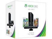 $100 off Xbox 360 4GB Kinect Holiday Value Bundle