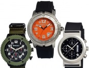 $410 off Breed Designer Men's Watches, 38 Styles