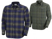 69% off Columbia Sportswear Cool Creek Plaid Long Sleeve Men's Shirt
