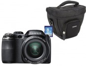 $210 off Fujifilm FinePix S4530 14.0-MP Digital Camera Bundle