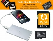 Up to 65% off Sony Flash Memory, and Mobile Accessories