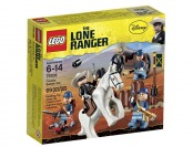 $8 off LEGO The Lone Ranger Cavalry Builder Set (79106)