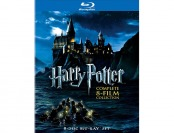 50% off Harry Potter: Complete 8-Film Collection (Blu-ray)
