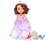 $17 off Disney Talking Sofia Doll with Animal Friends