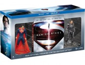 75% off Man of Steel Collectible Figurine Limited Edition Gift Set