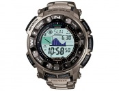 $178 off Casio PRW2500T-7CR Pathfinder Triple Sensor Watch