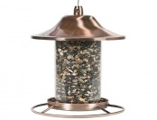 70% off Perky-Pet Copper Panorama Wild Bird Feeder