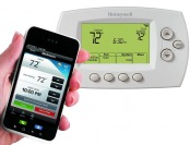 Extra $33 off Honeywell Wi-Fi Programmable Thermostat