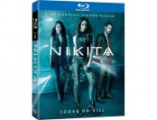 78% off Nikita: The Complete Second Season (Blu-ray)