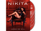 83% off Nikita: The Complete First Season (DVD)
