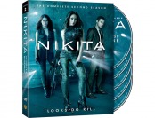 77% off Nikita: The Complete Second Season (DVD)