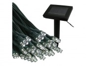 $44 off Flipo Group 100 White LED String Solar Powered Lights