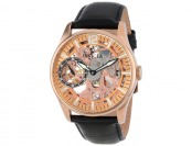 96% off Invicta 12407 Vintage Mechanical Leather Men's Watch