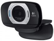 50% off Logitech HD Portable 1080p Autofocus Webcam C615