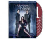 65% off The Vampire Diaries: The Complete Fourth Season DVD