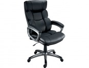 $70 off Staples Burlston Luxura Managers Chair, Black