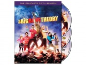 75% off The Big Bang Theory: The Complete Fifth Season DVD