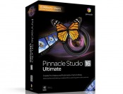 $115 off Pinnacle Studio 16 Ultimate - Video Editing Software