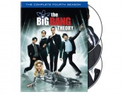 67% off The Big Bang Theory: The Complete Fourth Season DVD