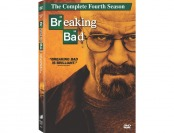 76% off Breaking Bad: The Complete Fourth Season DVD