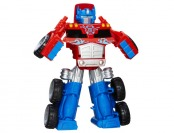 33% off Playskool Transformers Optimus Prime Rescue Trailer