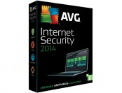 Free AVG Internet Security 2014 - 1 PC