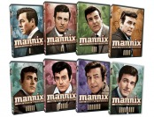 47% off Mannix: The Complete Series DVD
