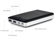 73% off RAVPower Deluxe 14000mAh External Battery Charger