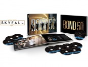 54% off Bond 50: Complete 23 Film Collection w/ Skyfall (Blu-ray)