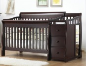40% off Sorelle Tuscany Crib and More 4-in-1 Changer Set, Espresso