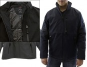 $200 off TUMI T-Tech Men's Waterproof Zip Front Jacket