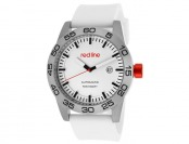 89% off Red Line 50045-02-WH-ST Mileage Automatic Men's Watch