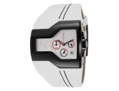 80% off Puma Podium Silver Dial Chronograph Men's Watch