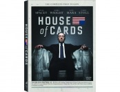 72% off House of Cards: The Complete First Season DVD