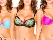 78% off 3D Push-Up Padded Bra, Multiple Designs Available