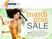 Newegg Mardi Gras Sale - Tons of Great Deals