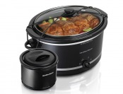 $20 off Hamilton Beach 5Qt. Portable Slow Cooker w/ Warmer