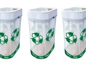 77% off 3-Pack of Pop-Up Recycle Bins