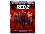 63% off Red 2 DVD + Digital Combo